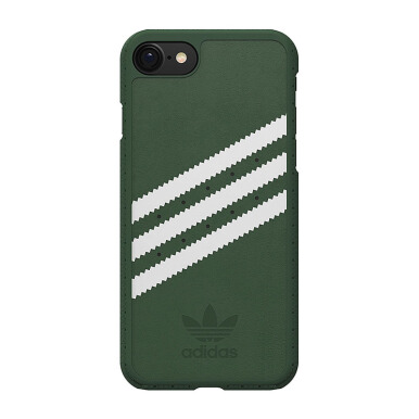 ADIDAS Moulded Case for iPhone 7 - Mineral Green/White