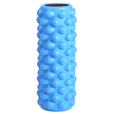 Practical Yoga Column Roller with Grid Trigger Point