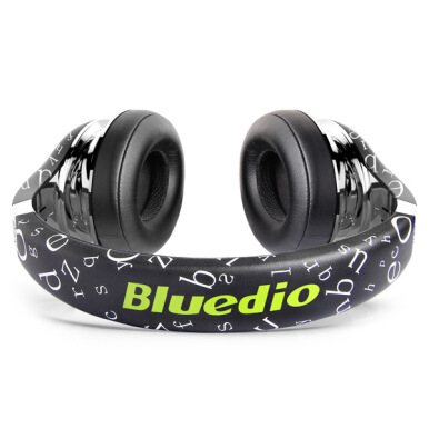 Bluedio A Handsfree Voice Dial Redial Function Wireless Bluetooth V4.1 Headset Earphone