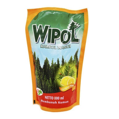 WIPOL Lemon Pine Refill 800ml