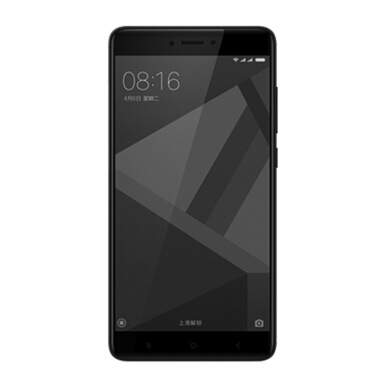 XIAOMI Redmi Note 4X [3/32GB] - Black