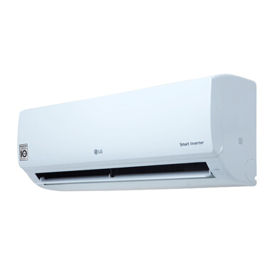 LG AC Dual Cool Eco Inverter 1/2 PK - T06EMV [INDOOR + OUTDOOR UNIT ONLY]