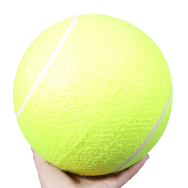 Big Giant Pet Dog Puppy Tennis Ball Thrower Chucker Launcher Play Toy