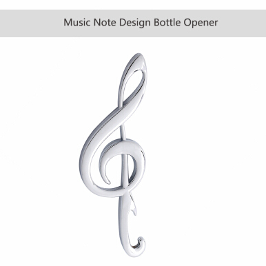 Creative Music Note Shaped Beer Bottle Opener
