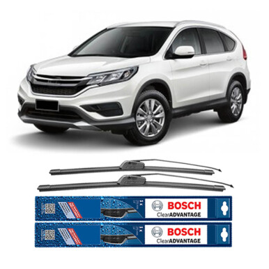 BOSCH Wiper Clear Advantage CRV 26 & 17 Inch