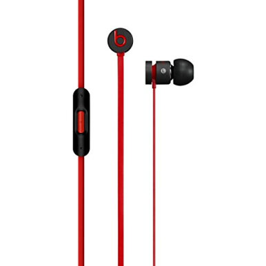 urBeats Wired In-Ear Headphone - Black Red