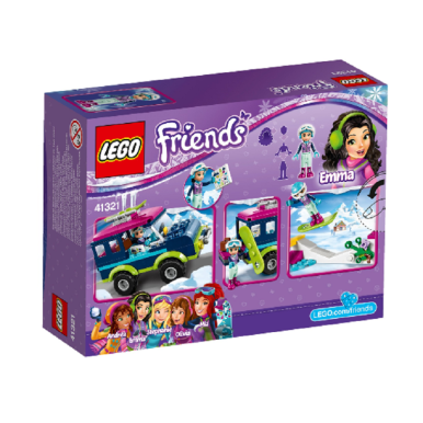 LEGO Friends Snow Resort Off Road 41321