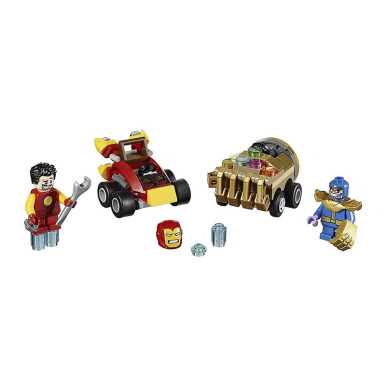 LEGO Super Heroes Mighty Micros : Iron Man Vs. Thanos 76072