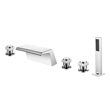HIDEEP Bathtub faucet HI07001 ---Chrome