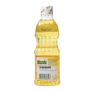 MAZOLA Corn Oil 450ml