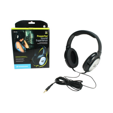 SENNHEISER HD 201 Headphone - Hitam