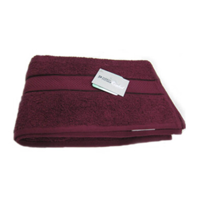 TERRY PALMER Travel Towel - Red/50x100cm/500gr/TP1001I0-50NN-NRE