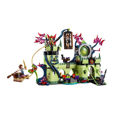 LEGO Elves Breakout from the Goblin King's Fortress 41188