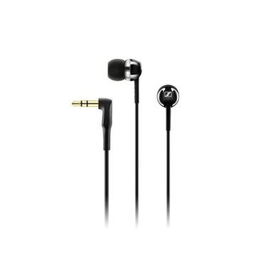 SENNHEISER CX 1.00 In Ear Earphones - Hitam