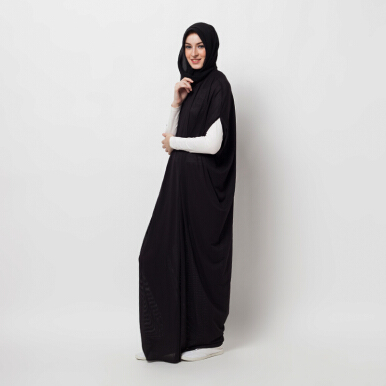 COVERING STORY Lithina Outer Dress Black [One Size]