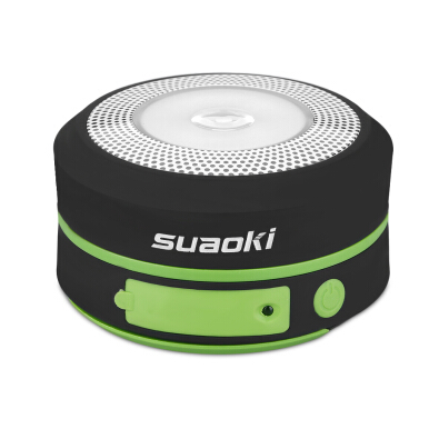 suaoki Collapsible camping Lantern with Cranking power-Green