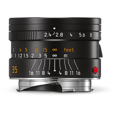 LEICA Summarit-M 35MM f/2.4 ASPH - Black