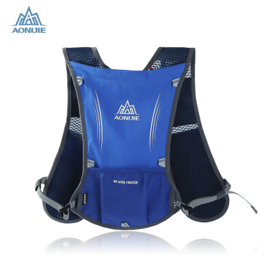 AONIJIE 5L Cycling Running Backpack for 1.5L Waterbag