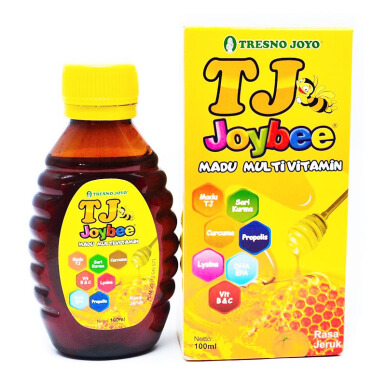 MADU TJ Joybee Md Multivi Jeruk 100 ml