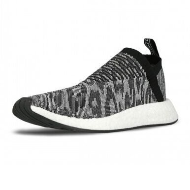 jual adidas adidas nmd cs2 primeknit core black 43 3. Black Bedroom Furniture Sets. Home Design Ideas