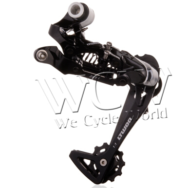 Ltwoo bicycle derailleur MTB AX(33S)3x11 series,Shift Lever,Rear  Derailleur,Front Derailleur,Crankset,Cassette Sprocket,Chain-Carbon black