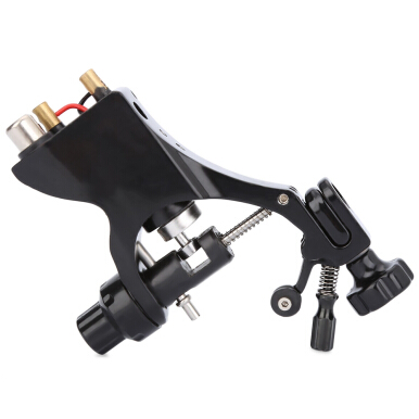 Zinc Alloy RCA Hook Line Double Jack Rotary Motor Tattoo Machine Gun Liner Shader