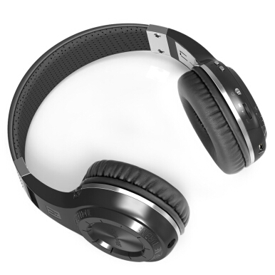 Bluedio HT Bluetooth Headset (Black)