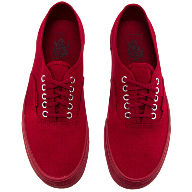 VANS Authentic Primary - Red [37] VN0A38EMMQA