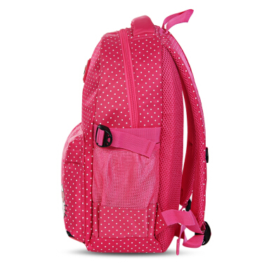 Hello Kitty Cute Schoolbag Multifunction Backpack for Kid Girls TUTTI FRUTTI DOT
