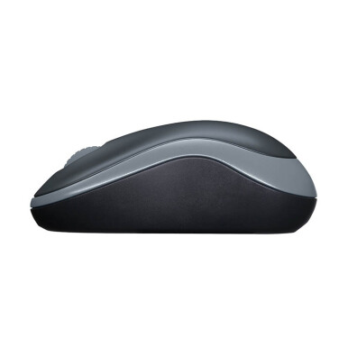 Logitech Wireless Mouse M185 - Abu-abu