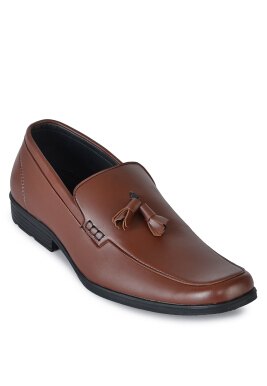 EDBERTH Sepatu Formal Tiraspol - Brown 43