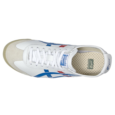 ONITSUKA Mexico 66 - White/Blue/Red [43.5] 0146