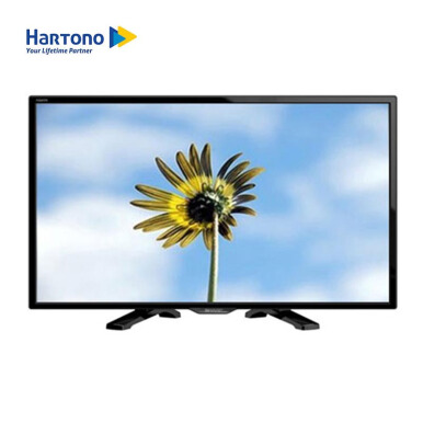 SHARP LED TV - 24Inch LC24LE175I