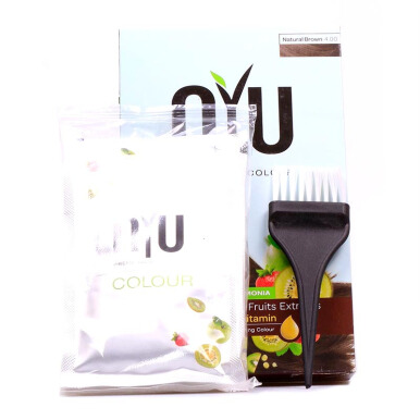 NYU Hair Color Natural Brown 30ml