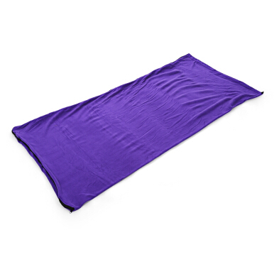 CLEYE Warm Portable Polyester Polar Fleece Sleeping Bag