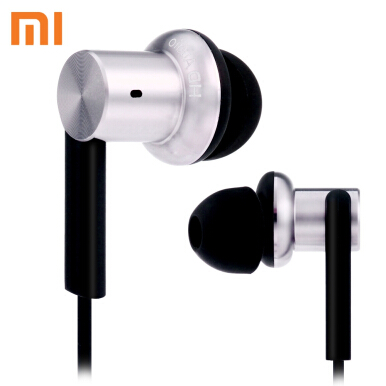 XIAOMI Mi IV In-ear 3.5mm Wired Hybrid Dynamic Two Balanced-armature Drivers Earphones