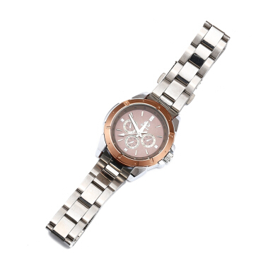 Gucamel BL056 Women Quartz Watch Decorative Sub-dial Luminous Wristwatch