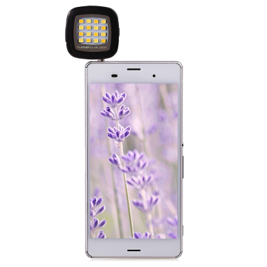 Compact Mobile Phone 16 LED Fill-in Flash Lamp High Luminance LED Light