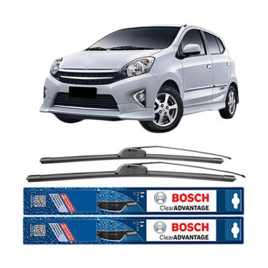BOSCH Wiper Clear Advantage Agya 20 & 14 Inch