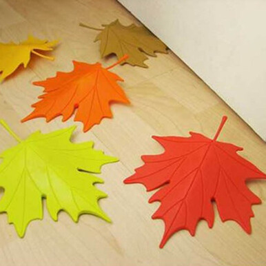 QUALY Autumn Door Stopper - Yellow/QL10072YW