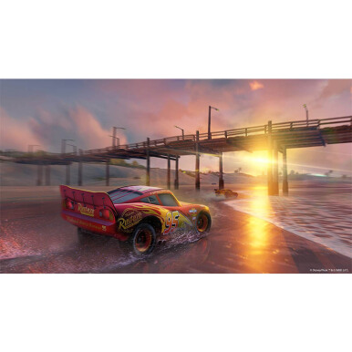 SONY PS4 Game Cars 3: Driven to Win - Reg 3