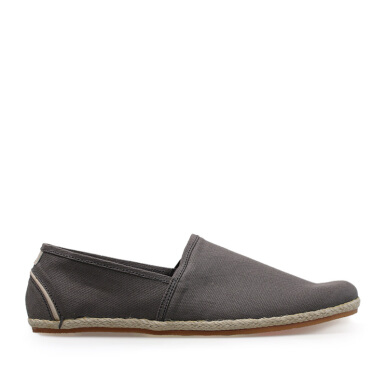 MINARNO Canvas Slip On Adn029 Dn - Grey [39]