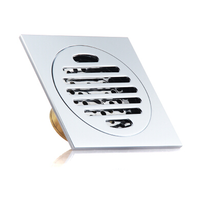 HIDEEP floor drain HIDL001 ---Chrome