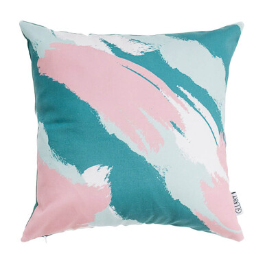 GLERRY HOME DÉCOR Cotton Candy Cushion - 40x40Cm