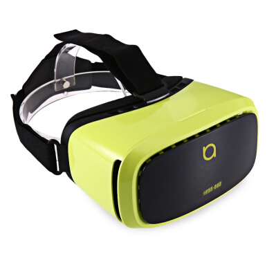 Deepoon Kankan V2Y 68 Degree Wide Angel 3D VR Headset Movie Game Virtual Reality for 5 - 6 Inch Smartphone