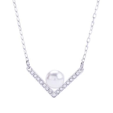 SWAROVSKI Edify Small Necklace 5213361 Jewelry(Perhiasan)