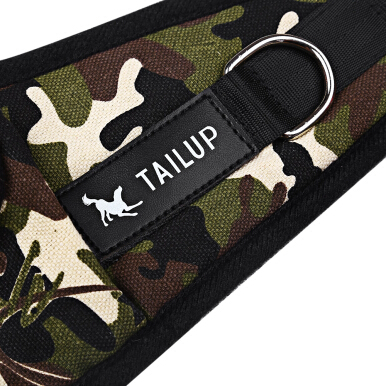 TAILUP Hands-free Waist Bag Outdoor with Pet Dog Lead Leash
