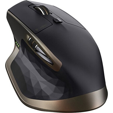 LOGITECH MX Master Wireless Mouse - Black