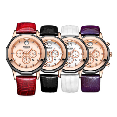 MEGIR ML2042L Women Quartz Watch