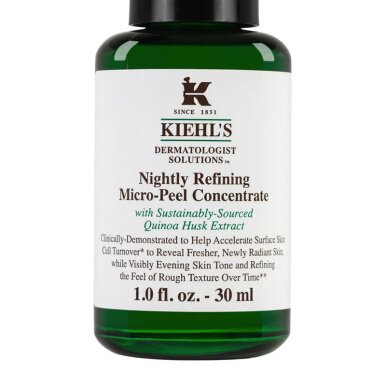 nightly refining micro peel concentrate how to use
